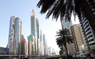 组图:世界最高酒店迪拜开业 75层356米高