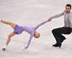 美滑冰選手出場 朝鮮啦啦隊被抓包有人鼓掌