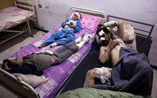无视停火协议 叙军持续围城屠杀平民