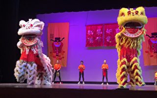 西北郊中文学校庆祝中国农历新年