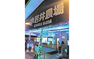 组图:日本东北游之一 岩手小岩井农场