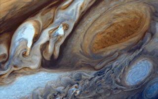 木星大红斑正在变小 原因不明