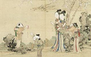 画说有着浓浓鞭炮味的中国新年