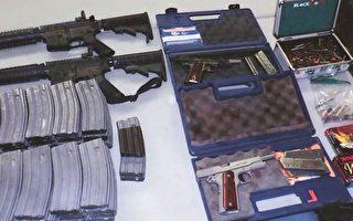 洛高中险遭血洗 17岁学生藏多把枪