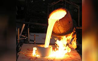 亚美尼亚奇人 手碰高温熔化金属不会受伤
