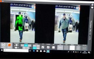 防恐袭 纽约宾州车站启动炸弹探测试点