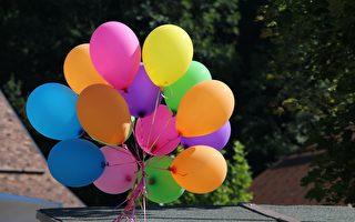 塑料禁令:以後在墨爾本這個市買不到氣球了