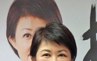 盧秀燕小贏06%出線    林佳龍:期待正面選舉