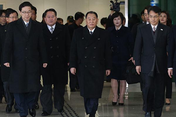 韩国总统府:朝鲜想和美国展开对话