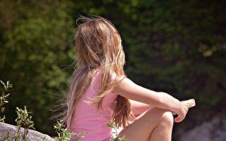 13歲少女生日獲贈挑染金髮 沒想到生父和繼母這樣做