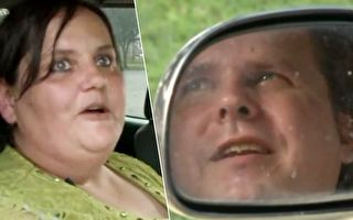 他带5岁侄女去化疗 却吃罚单 想不到妻子竟去热赞警察