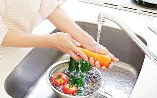 防病毒 如何清洗蔬果 如何做好飲食安全