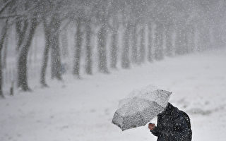 暴风雪再袭美东北部 4000多航班被取消