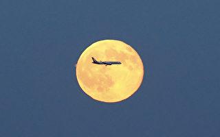 复活节周末蓝月亮登场 下次要等到2020年