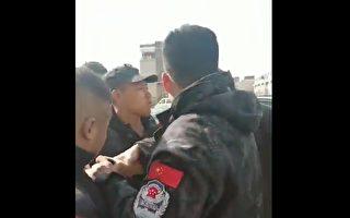 訪民兩會出行 遼寧當局出動特戰隊「維穩」