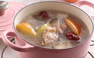 排骨汤加1食材 鲜甜不腻 养胃、稳血糖