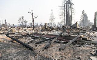报告:北加州大火显索诺玛县应变漏洞多