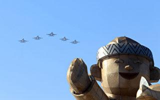 史上首次 元宵節台灣燈會 F-16衝場表演