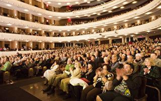 神韻拉斯維加斯首場爆滿「舞蹈藝術的天堂」