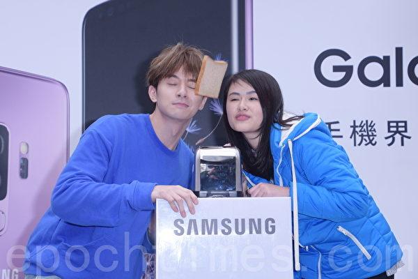 张轩睿 现身Galaxy S9 |S9+