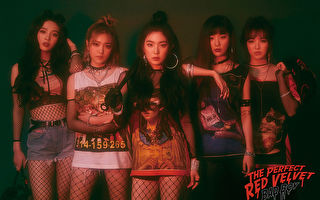 Red Velvet《Bad Boy》打入加拿大百大单曲榜