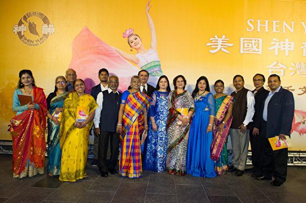 美國神韻國際藝術團在高雄文化中心的第五場演出