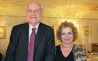 意大利顶级文艺史学家:神韵有神在帮