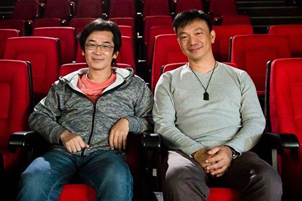 黄信尧操刀台北电影节广告 魏德圣入镜相挺