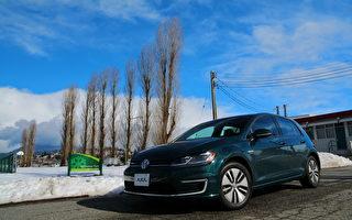 車評:續航力增加 2018 Volkswagen e-Golf