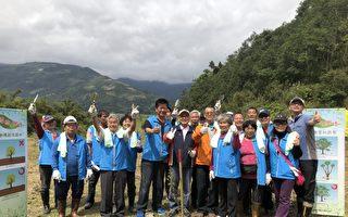 扶轮与社区结合 再造林地复生机