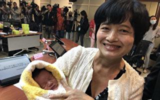 62岁妇人产子 创全台自然产孕妇最高龄纪录