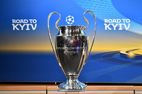 歐冠8強對陣 皇馬遇尤文 曼城利物浦內戰