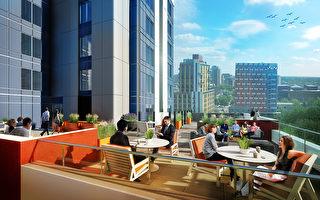 Sunview日景套房  加拿大技術核心帶黃金機會