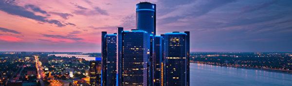 正在復興重建中的美國重工業大城底特律。(Detroit & Co.提供)