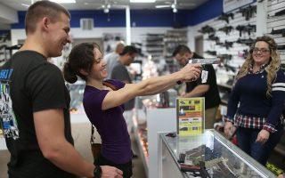 參院拒投票槍管 共和黨下週出校安提案