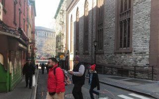 华埠莫斯科街水管更新 将封路三个月