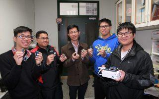 大學生自製空氣盒子 偵測空品千元有找
