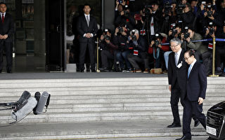 韓前總統李明博涉貪被傳喚:願到我為止