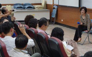 《假孔子之名》高雄放映會 導演與學生暢談自我審查