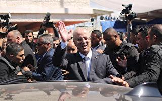巴勒斯坦總理車隊遇襲 7傷 總理倖免於難