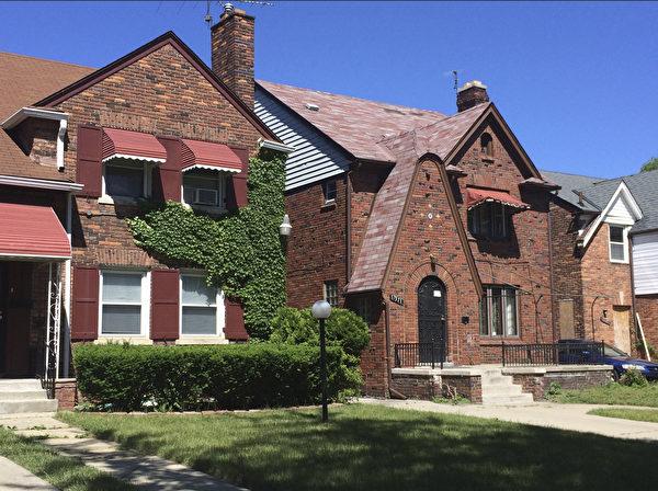 實例分析,住宅面積124平米的新裝修別墅,帶花園土地總面積563平米,三室一廳,兩間浴室和獨立車庫。(Detroit & Co.提供)