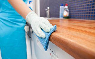 Choice测试:部分家用清洁产品效果不如水