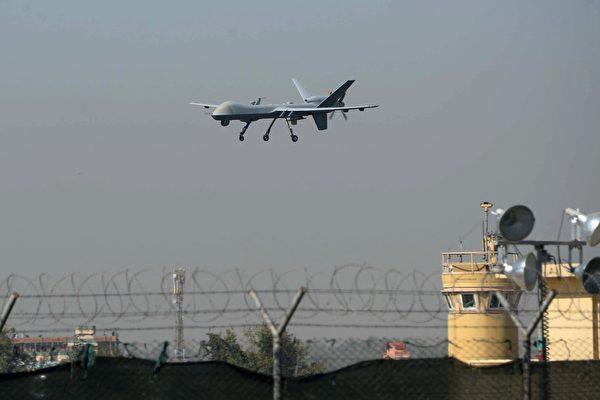 美無人機擊斃21塔利班分子 包括頭目兒子