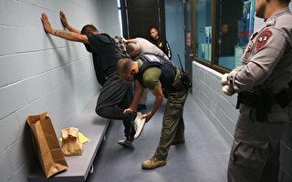 30天內3次行動 美ICE在加州抓559非法移民