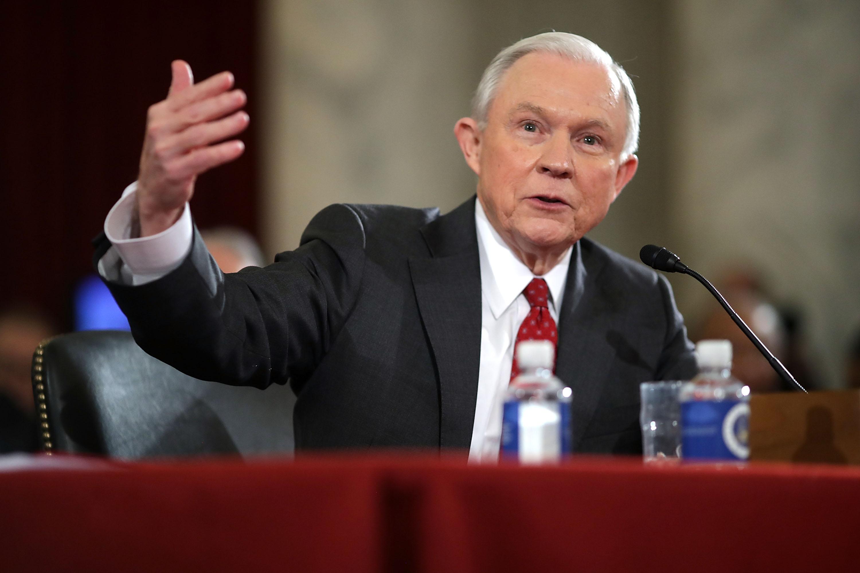 美前司法部長怒了 籲國會立即調查中共