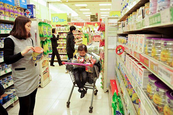 重慶家長親述女兒喝假奶粉致殘經歷