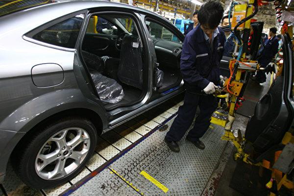 川普为在华美企争自由 汽车行业率先受益