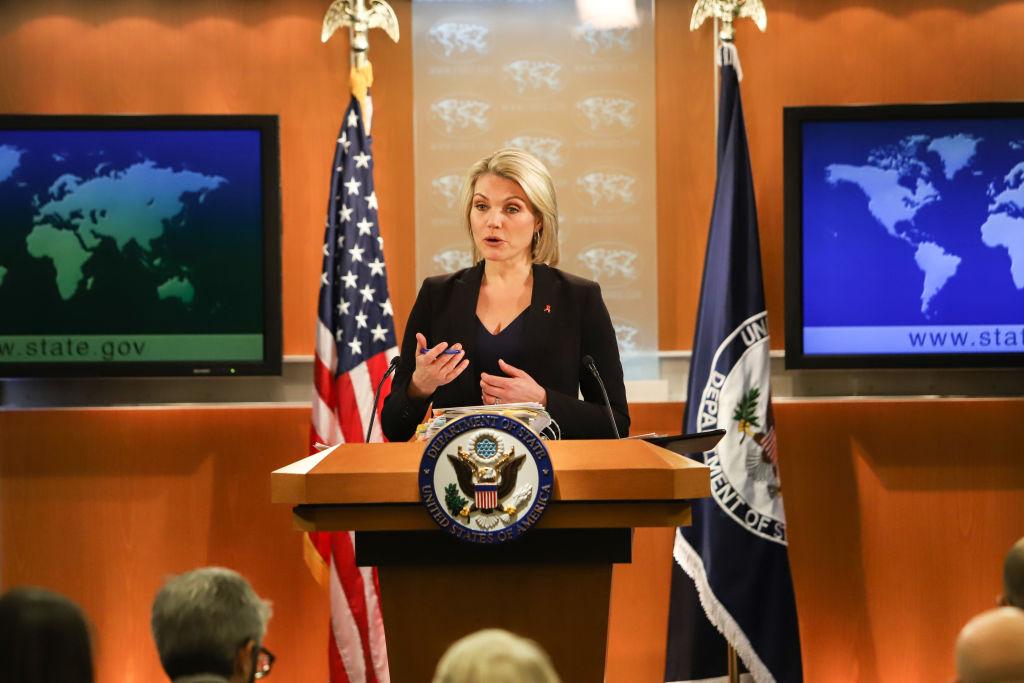 特朗普將提名國務院發言人出任聯合國大使