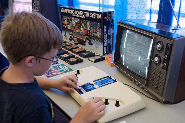 川普會電玩製造商 談暴力內容對兒童影響
