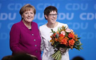德社民黨諾聯合組閣 總理默克爾將四連任